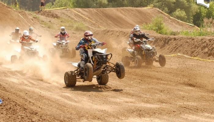 Offroad w Obornikach - Quadcross i Mistrzostwa Strefy Zachodniej MX