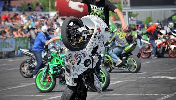 Plus Stunt Grand Prix w Bydgoszczy 2013 - było gorąco!