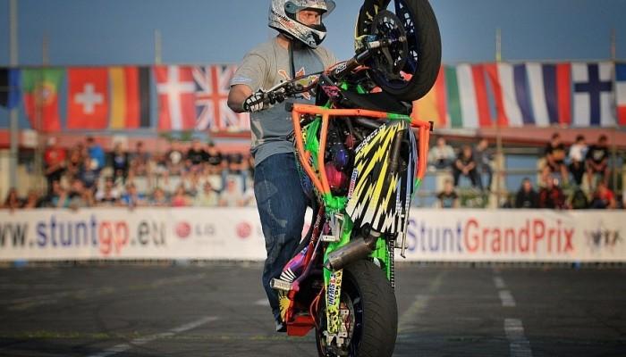 Wheelieholix Triumph - sezon pełen wrażeń