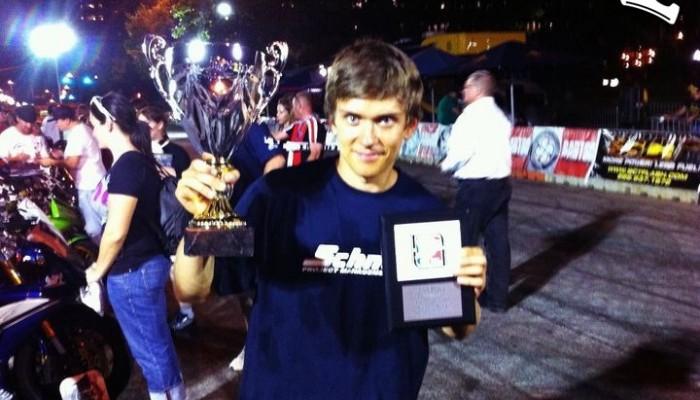 Stunter13 zdominował USA - zwycięstwo w XDL Sportbike Freestyle Championship!