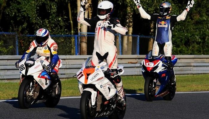 Wyścigowe Motocyklowe Mistrzostwa Polski - ostatni gasi światło