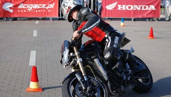 Honda Gymkhana 2013 - oficjalnie