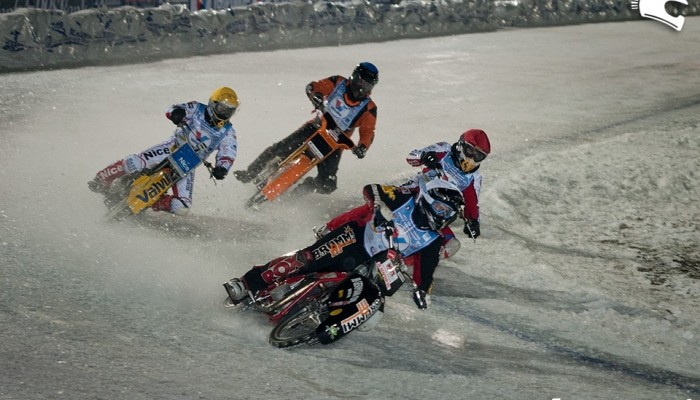 FIM Ice Racing 2011 w Sanoku - historyczny wynik dla Polski