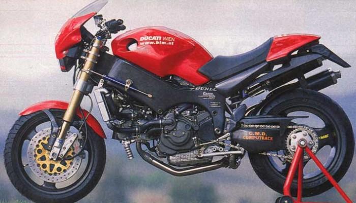 BLM-Ducati Monster 996 Ultimo