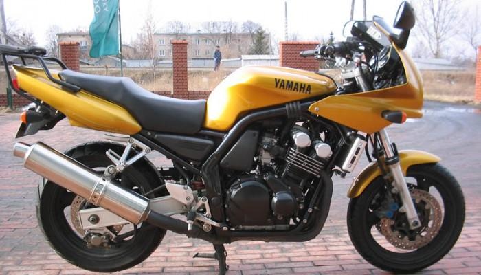 Używana Yamaha FZS 600 Fazer 1998 - 2003