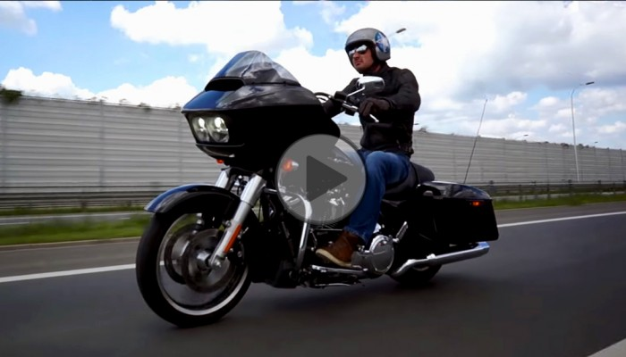 Harley-Davidson Road Glide Special [test video]