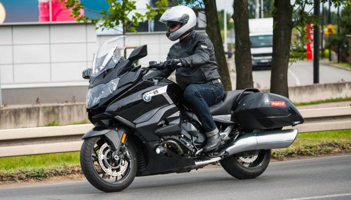 BMW K 1600 Bagger - ciemna strona turystyki [TEST]