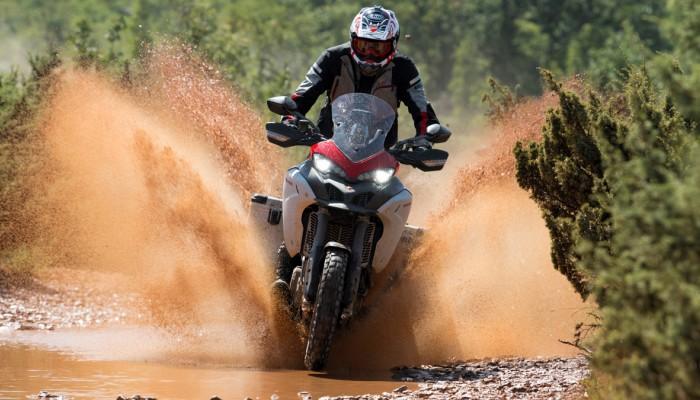 Ducati Multistrada 1260 Enduro - jeszcze lepsza, jeszcze mocniejsza!