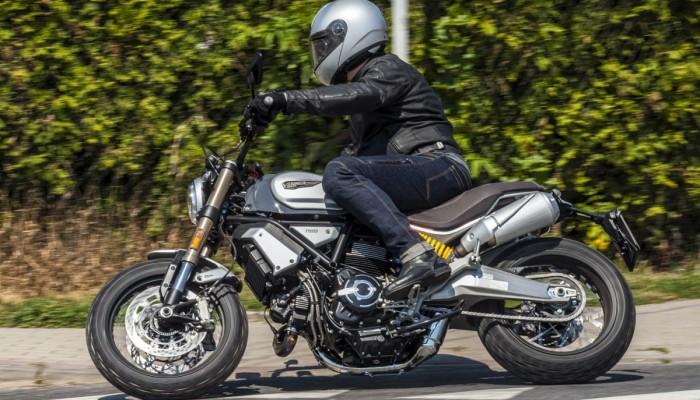 Ducati Scrambler 1100 Special - elegancki herszt bandy chuliganów [TEST]