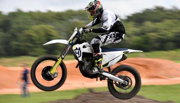 Husqvarna Motocross 2019 - szwedzkie maniery [TEST]