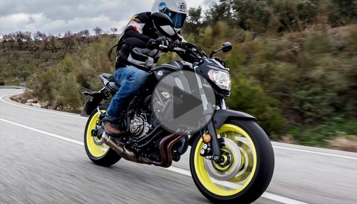 Nowa Yamaha MT-07 - co się zmieniło?