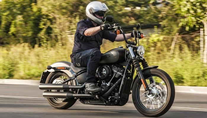 Harley-Davidson Street Bob 2018 - czysta łobuzerka [TEST]