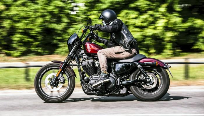 Harley-Davison Sportster 1200 Iron [zeznania z jazdy...]