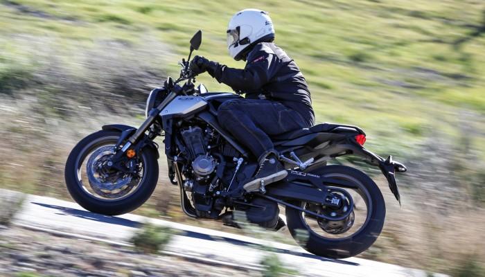 Honda CB 650R 2019. Grzeczna, bezpieczna, ale jednak łobuziara