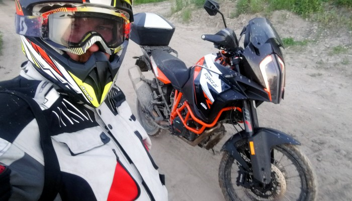 KTM 1290 Super Adventure R po 8 tys. km