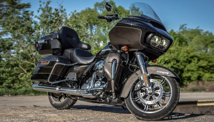 Harley-Davidson Road Glide Limited 2020 - luksus użytkowy [GALERIA]