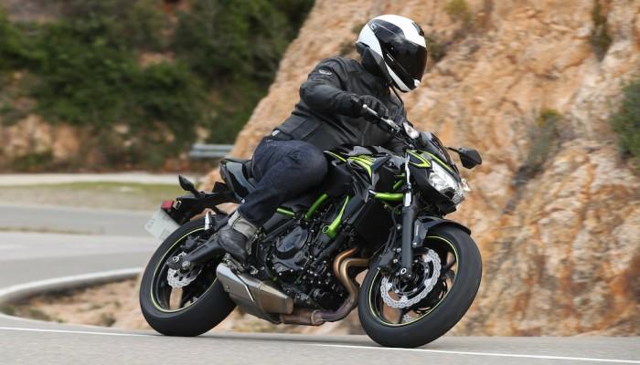 Kawasaki Z650 '2020 - testy w Katalonii [GALERIA ZDJĘĆ]