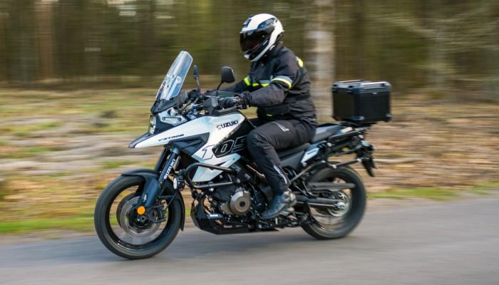 Suzuki V-Strom 1050 - test, opis, opinia, cena, pierwsze wrażenia