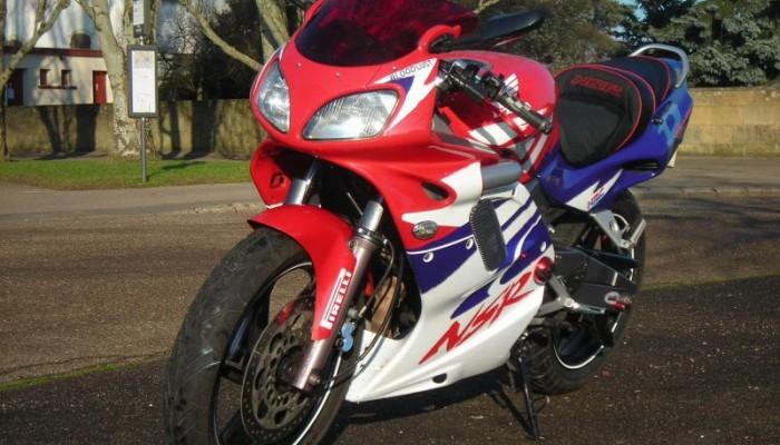 Honda NSR 125 - dla młodych zapaleńców sportowej jazdy