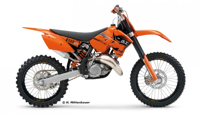 KTM SX 125 2006