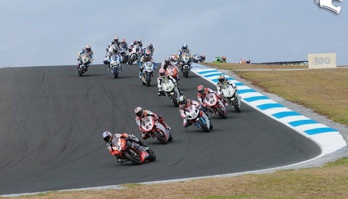Motocykle World Superbike - wspaniała siódemka