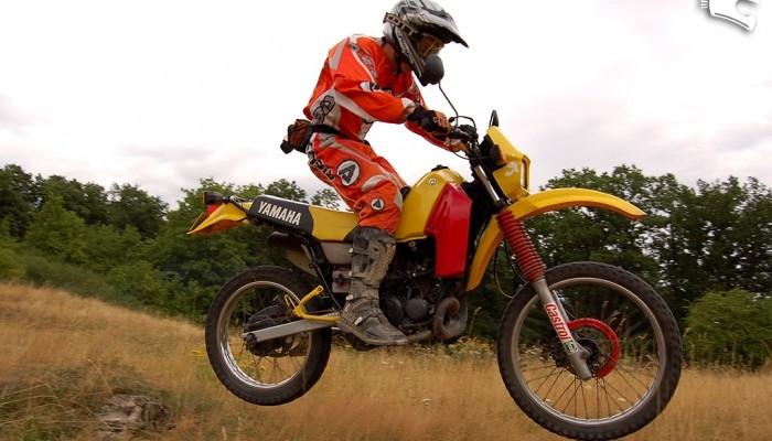 Yamaha DT 80 '89 – test używanego enduro