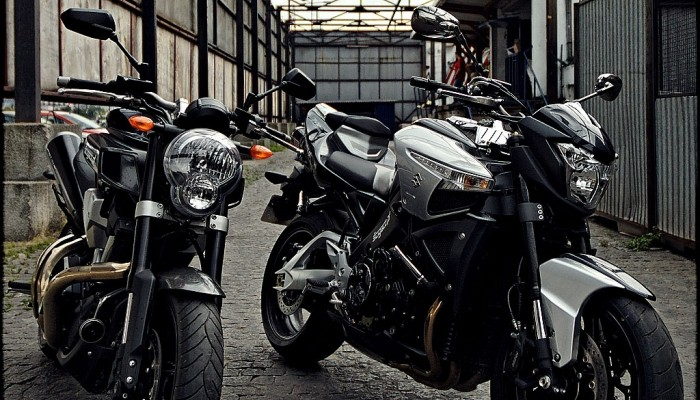 Yamaha MT-01 kontra Suzuki B-King