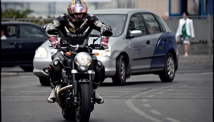Yamaha MT-01 - test