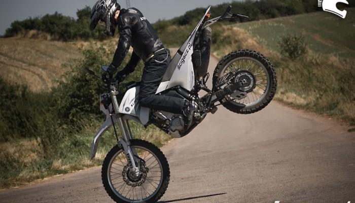 Yamaha WR250R - dla mniej zdolnych?