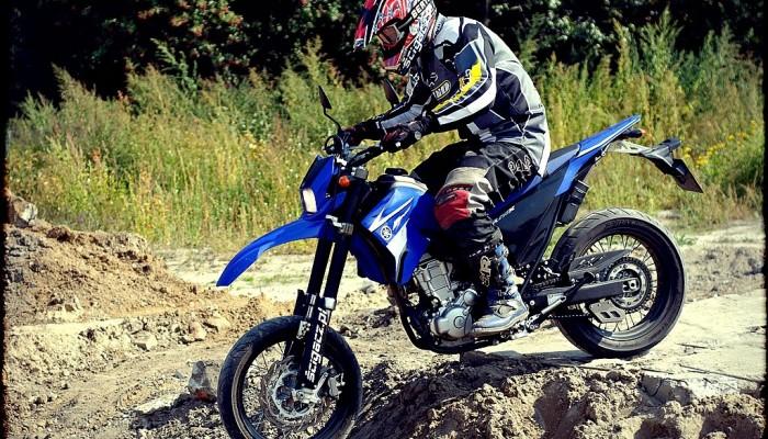 Yamaha WR 250X - Supermoto dla każdego