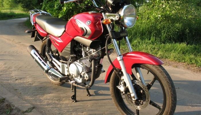 Yamaha YBR 125 - nie tylko dla początkujących