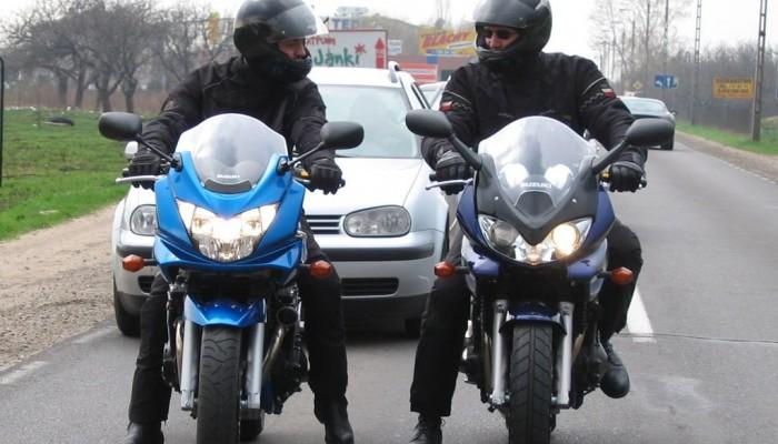 Suzuki Bandit 650 i Suzuki Bandit 1200 w teście