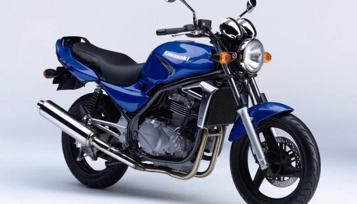 Używane Kawasaki ER5