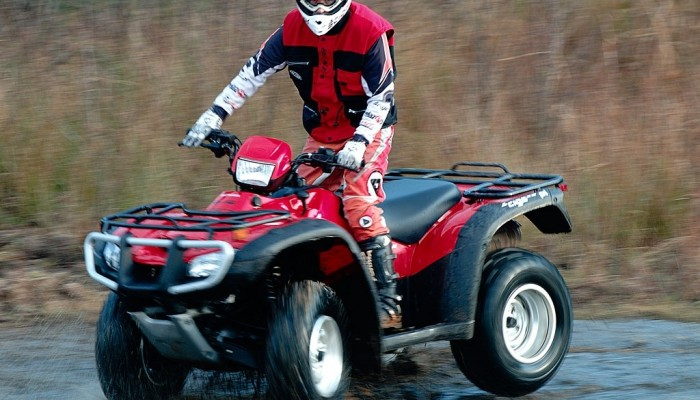 Honda TRX 500 FA Foreman