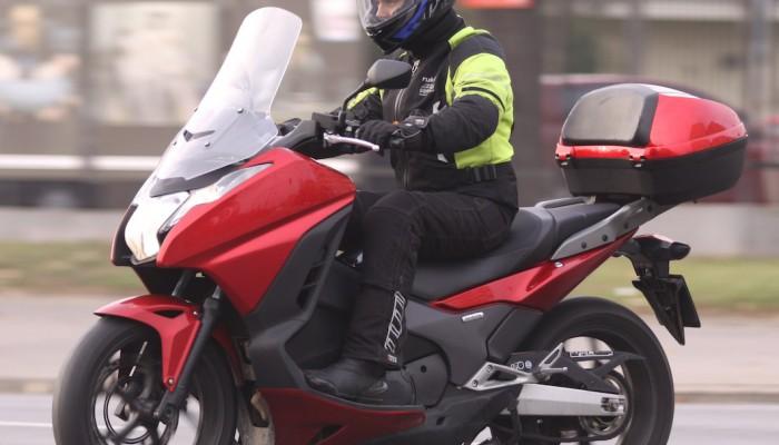 Honda Integra 2014 - więcej dobrego