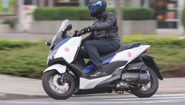 Honda Forza 125 - suma wszystkich zalet