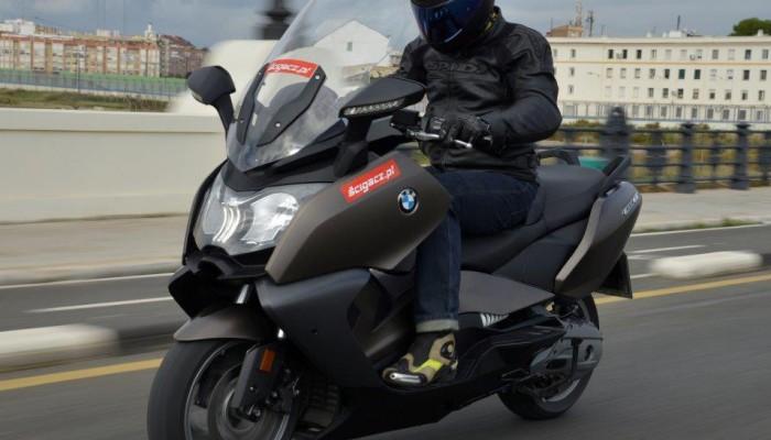 Nowe BMW C 650 Sport i C 650 GT - mobilność klasy premium