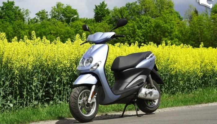Yamaha Neos - solidny i tani skuter