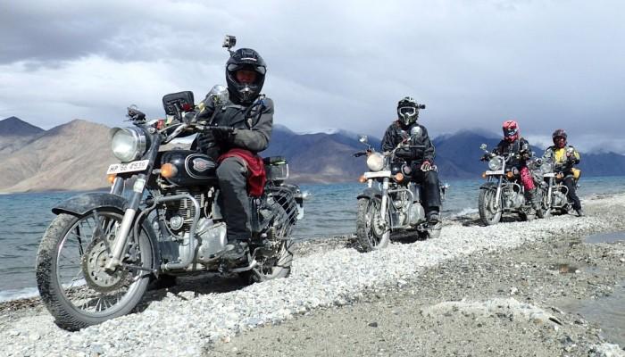 Tylko dla Orlic 2016 - kobiety i motocykle w Himalajach
