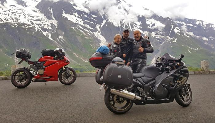 Moto Italia, czyli sporty, turystyki i nakedy w epickiej podróży przez Włochy