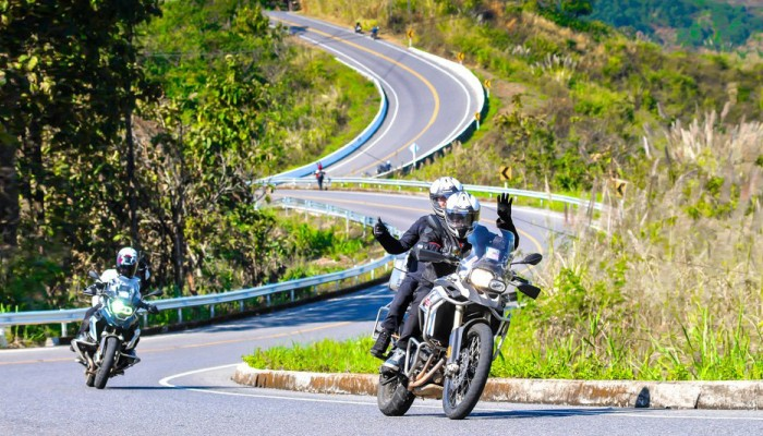Tajlandia na motocyklu? Lepiej, niż myślisz! [GALERIA ZDJĘĆ]