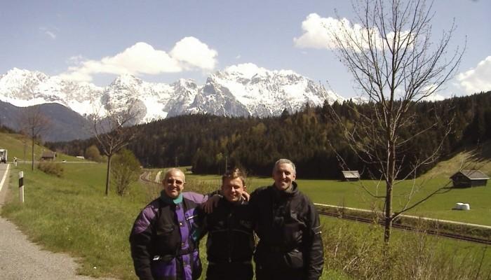 Austria, Włochy i Francja w maju