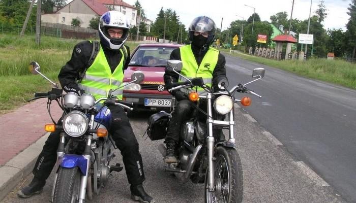 Dookoła Polski 2009 - relacja z wyprawy