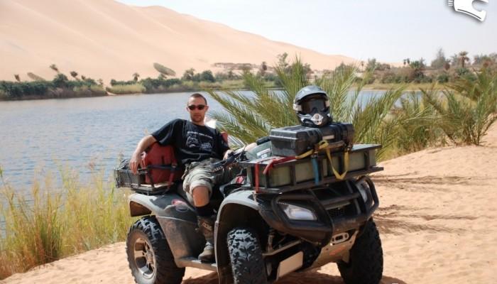 Libia Quad Adventure - quadowa przygoda życia cz. III