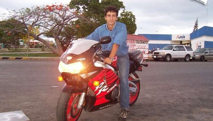 Meksyk na motocyklu!