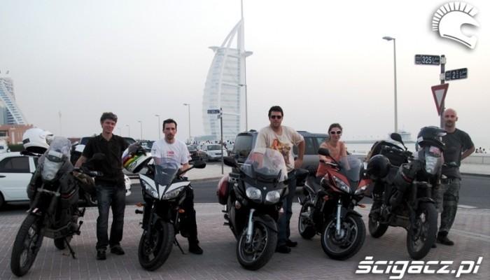 Motocyklami dookoła świata - droga do Indii