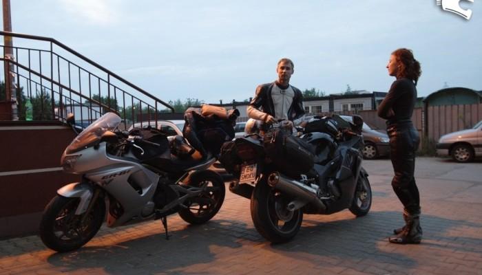 Motocyklem do Niemiec - 2600 km w dwa dni!