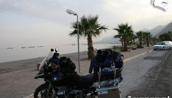 Motocyklem ze Szkocji do Nepalu - część III