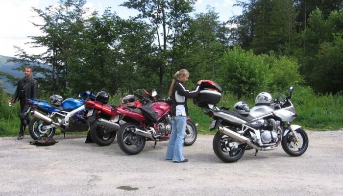 Poprad na motocyklu, czyli pomysł na weekend