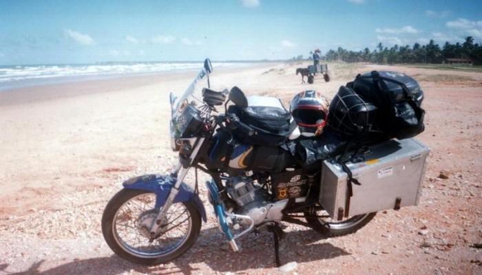 Gustavo i Elke w Ameryce Południowej - Przez ziemię samby